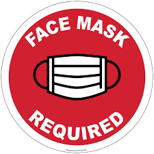 Face Mask Required 2