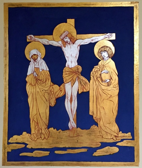 The Crucifixion Sacristy